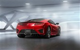 Title:Acura nsx static-HD Widescreen Wallpaper Views:2080