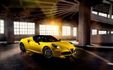 Title:Alfa romeo 4c spider-HD Widescreen Wallpaper Views:2469