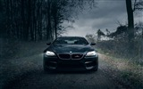 Title:BMW m6 dark knight-HD Widescreen Wallpaper Views:2306