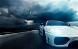 Title:Ferrari 360 white-HD Widescreen Wallpaper Views:2380