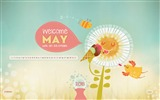 Title:May 2015 Calendar Wide Themes Wallpaper Views:8181