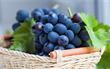 Title:grapes basket-High Quality HD Wallpaper Views:2096