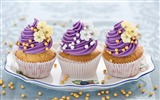 Title:muffins pastries cream-High Quality HD Wallpaper Views:1475