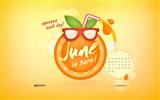 Title:June 2015 Calendar Desktop Themes Wallpaper Views:9996