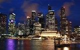 Title:Singapore At Night-photography HD wallpaper Views:1484