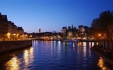 Title:paris river night-photography HD wallpaper Views:1784