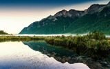 Title:Mountain Reflections-Nature HD Wallpaper Views:1107