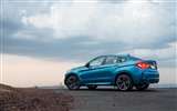 Title:bmw x6 f16 blue-Auto HD Wallpaper Views:1178