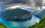 Title:geirangerfjord-Nature HD Wallpaper Views:1579
