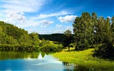 Title:Nature Landscape Lake-High Quality Wallpaper Views:2258