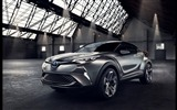 Title:2015 Toyota C HR Concept HD Wallpaper Views:3152