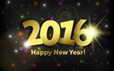 Title:Happy New Year 2016 HD Desktop Wallpaper Views:6883