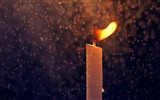Title:fire candle and raindrops-High Quality HD Wallpaper Views:827