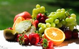 Title:various grapes-fruit food wallpaper Views:1338