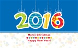 Title:2016 Happy New Year HD Theme Wallpaper 08 Views:1669