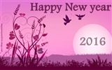 Title:2016 Happy New Year HD Theme Wallpaper 11 Views:1119