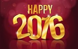 Title:2016 Happy New Year HD Theme Wallpaper Views:6320