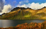 Title:Autumn panoramic landscape-HDR Photography Wallpaper Views:1520