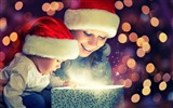Title:Beautiful magic-2016 Christmas Wallpaper Views:1476