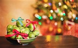 Title:Cabbage bow ribbon-Holiday Theme HD Wallpaper Views:1232