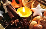 Title:Candle vanilla cinnamon aromas-High Quality HD Wallpaper Views:1554