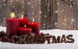 Title:Candles snow-Merry Christmas New YearWallpaper Views:1685
