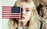 Title:Elle Fanning-Beauty photo HD Wallpapers Views:1522