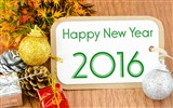 Title:Happy new year-2016 Merry Christmas Wallpaper Views:1649
