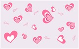 Title:Heart and love pattern-High Quality HD Wallpaper Views:1338