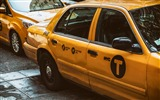 Title:Taxis car New York-photography HD wallpaper Views:1603