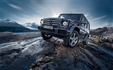 Title:2016 Mercedes-Benz G-Class Auto HD Wallpaper Views:3499