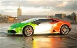 Title:2016 Print Tech Lamborghini Huracan HD Wallpaper Views:2599