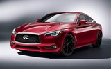 Title:2017 Red Infiniti Q60 Series Auto HD Wallpaper Views:2978