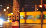Title:City Night Traffic Switches-Photo HDR Wallpaper Views:1643