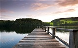 Title:Lake bridge summer nature-Scenery HD Desktop Wallpaper Views:1386