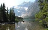 Title:Mount edith cavell canada-Nature Photo HD Wallpaper Views:1074