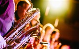 Title:Saxophone musical instrument-High Quality HD Wallpaper Views:1182