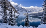Title:Winter in the mountains seasons-Landscapes HD Wallpaper Views:1683