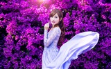 Title:Asian fashion pure beauty girl photo wallpaper Views:3492