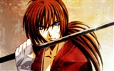 Title:Kenshin himura rurouni kenshin-High Quality Wallpaper Views:1141
