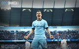 Title:Manchester City 2-1 Swansea-2016 Football Club Wallpaper Views:1368