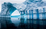 Title:Antarctica iceberg blue water ocean-Nature HD Wallpapers Views:2863