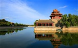 Title:Chinese ancient architecture photography HD wallpaper Views:3214