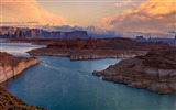 Title:Glen canyon lake powell-Nature scenery HD Wallpaper Views:1162