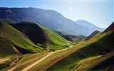 Title:Green mountains afghanistan-Nature High Quality Wallpaper Views:1533