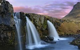 Title:Kirkjufell mountain waterfalls iceland-Nature scenery HD Wallpaper Views:1082