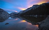 Title:Mountain Lakes Forest Sunrise-LOMO photo HD wallpaper Views:1155