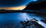 Title:Norway ocean clouds rocks-Nature HD Wallpaper Views:1605