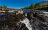 Title:Orchy Cascades-Scotland Photography Wallpaper Views:872
