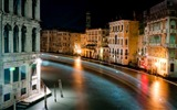 Title:City river night view-Venice Italy Travel HD wallpaper Views:1084